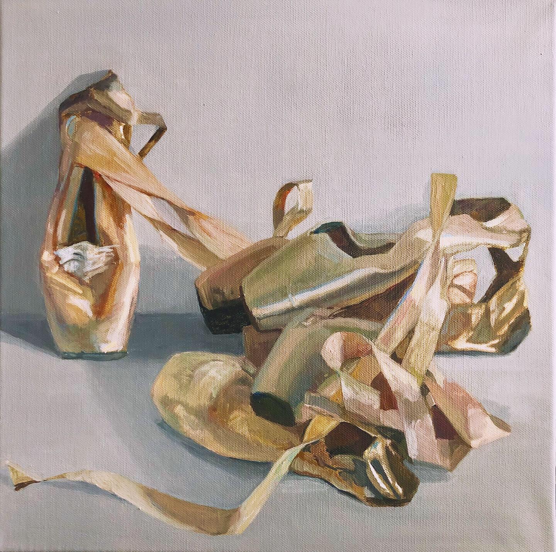 Интерьерная картина на балетную тематику